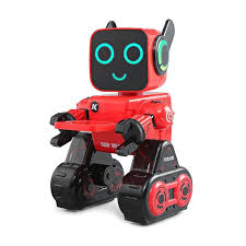 <b>JJRC R4 Voice-activated Intelligent</b> RC Robot | Kid robot toys ...