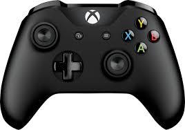 <b>Microsoft Wireless</b> Controller for <b>Xbox One</b> and Windows 10 Black ...