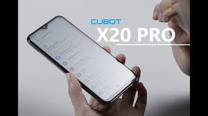 <b>Cubot X20 Pro</b>: Unboxing video - YouTube