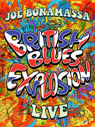 Joe Bonamassa - <b>British Blues</b> Explosion Live (DVD) | Mascot Label ...