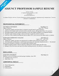 cover letter academic job sample for teaching cover letter adjunct cover letter adjunct sample college professor cover letter