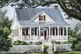 Low Country House Plans   Houseplans comFront view   square foot cottage home