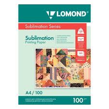 Сублимационная бумага <b>Lomond для струйной печати</b>, матовая ...