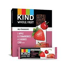 Pressed by KIND Fruit Bars, Strawberry Apple Chia ... - Amazon.com