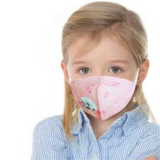Dustproof <b>Anti</b>-haze Mask with Breathing Valve for <b>Children KN95</b> ...