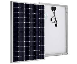 Monocrystalline <b>Solar Panel</b> Merkasol <b>200W 24v</b> High Efficiency ...