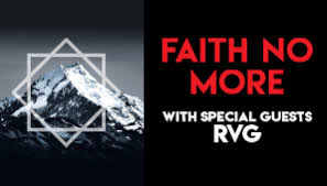 <b>Faith No More</b> | Official tickets, tour and event information - Ticketek ...