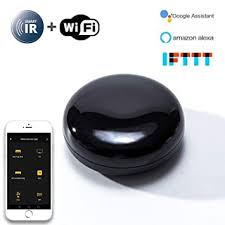 Buy HomeMate® Wi-Fi <b>Smart IR</b> Control Hub (Pack of 1) | <b>Smart</b> Air ...