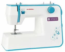 Выбрать <b>Швейная машина Aurora STYLE</b> 5 по низкой цене на ...