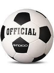 <b>Мяч футбольный</b> Indigo Official Indigo 4225946 в интернет ...