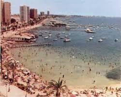 Resultado de imagen de Playa de Santiago de la Ribera