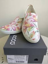 Туфли женские <b>ECCO</b> с цветочным рисунком - огромный выбор ...