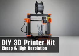 7 Best <b>DIY 3D Printer</b> Kits In 2019 [ 2019]