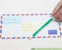 patriotexpressus picturesque letter page heavenly letter patriotexpressus fair ways to fold and insert a letter into an envelope wikihow captivating image