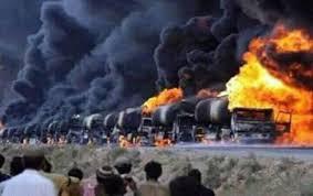 Resultado de imagem para ISIS oil convoys