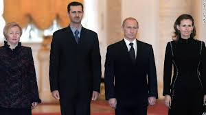 Russia's Syria moves about being important again