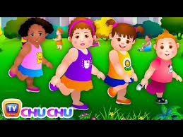Head, <b>Shoulders</b>, Knees & Toes - Exercise Song For Kids - YouTube