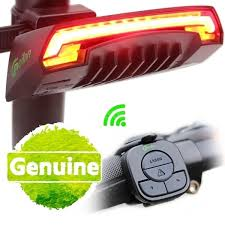 <b>Meilan X5 Bicycle</b> Rear Light Bike Remote Wireless Light Turn ...