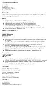 sample nurse resume labor and delivery   jungleresumeexample com    sample nurse resume labor and delivery labor and delivery nurse resume   resumes  amp  letters