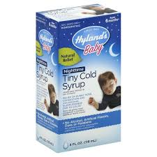 Hylands <b>Baby Tiny Cold Syrup</b>, Nighttime