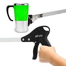 Pivit Suction Cup Reacher Grabber Tool   32