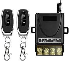 DONJON Wireless Remote Switch,AC 110V/120V ... - Amazon.com