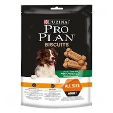 <b>Лакомство Pro Plan</b> Biscuits с ягненком и рисом, 400г — купить в ...
