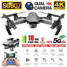 SG907 Drone GPS 4K HD x50 ZOOM Camera 5G WIFI FPV ... - Vova