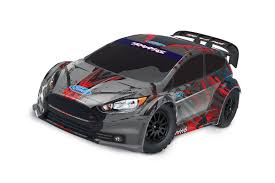 <b>Радиоуправляемая машина TRAXXAS</b> Rally Ford Fiesta ST <b>1:10</b> ...