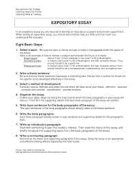 what is expository essayexample of a expository essay sample expository essay