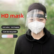 S&S Store <b>PVC</b> Lightweight <b>Transparent Face Shield</b> Anti-splash ...