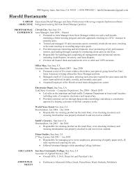 Resume Template: Retail Manager Resume Objective Free Resume ... ... Resume Template, Retail Manager Resume Objective With Professional Experience As Assistant Store Manager: Retail ...