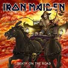 <b>Iron Maiden</b> - <b>Death</b> On The Road | Releases | Discogs