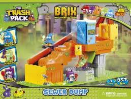 Конструктор COBI 6264 Sewer Dump - Bricker