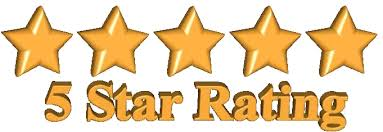 Image result for 5 star rating