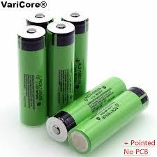<b>VariCore</b> 100% <b>New Original</b> 18650 <b>NCR18650B</b> 3400mAh 3.7V Li ...