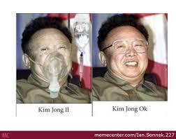 Kim Jong Il, Kim Jong Ok by Ian.Sonnek.227 - Meme Center via Relatably.com