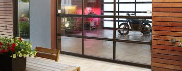 Glass Garage Door Versatility Of Doors New I Throughout Concept Ideas