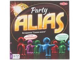 """Купить <b>Игра настольная Tactic</b> """"ALIAS: Party"""" по супер низкой ..."""