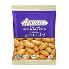 <b>Арахис Camel жареный</b> соленый 40 г Сингапур - купить c ...