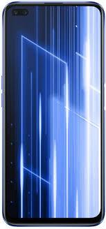 <b>Realme X50 5G</b> - Smartphone 128GB, 6GB RAM, Dual Sim, Ice Silver