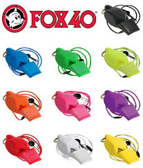<b>Fox 40</b> ECLIPSE CMG <b>Whistle</b> Rescue Safety <b>Referee</b> Alert (CLOSE ...