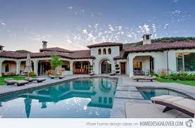 Sophisticated and Classy Mediterranean House Designs   Home    Spanish Mediterranean Contemporary Style Estate