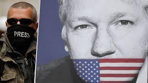 Is <b>Julian Assange</b> a journalist?