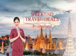 Weekend Travel Deals in <b>Thailand</b> with <b>Lion Thai</b> Airways