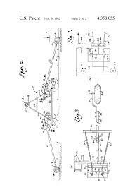 patent us4358055 guidance system for lateral move irrigation patent drawing