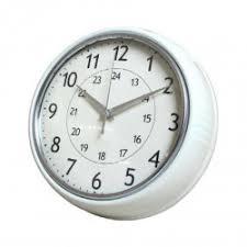 <b>Часы настенные</b> Artlink Wall Clock Cr.White 24x24см 79778 в ...
