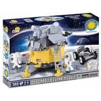 <b>Конструктор Cobi</b> Smithsonian 21075 Лунный модуль <b>Аполло 11</b> ...