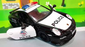 Мультики про машинки все серии. Добрые игрушки Полицейские ...