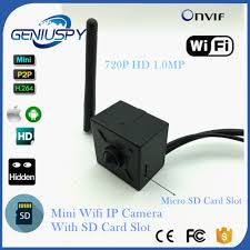 online get cheap networking business card aliexpress com 720p mini wireless wifi camera ip sd card slot p2p onvif cctv pin hole ip cam